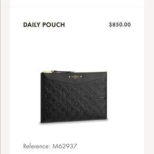 Louis Vuitton Daily Pouch